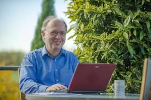 Rolf Terasse Balkon Laptop