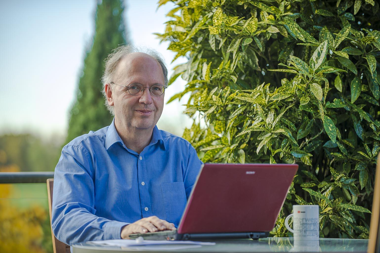 Rolf Terasse Laptop