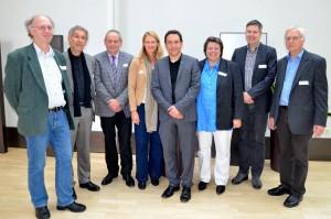 Experten bei der Veranstaltung zum Sozialticket
