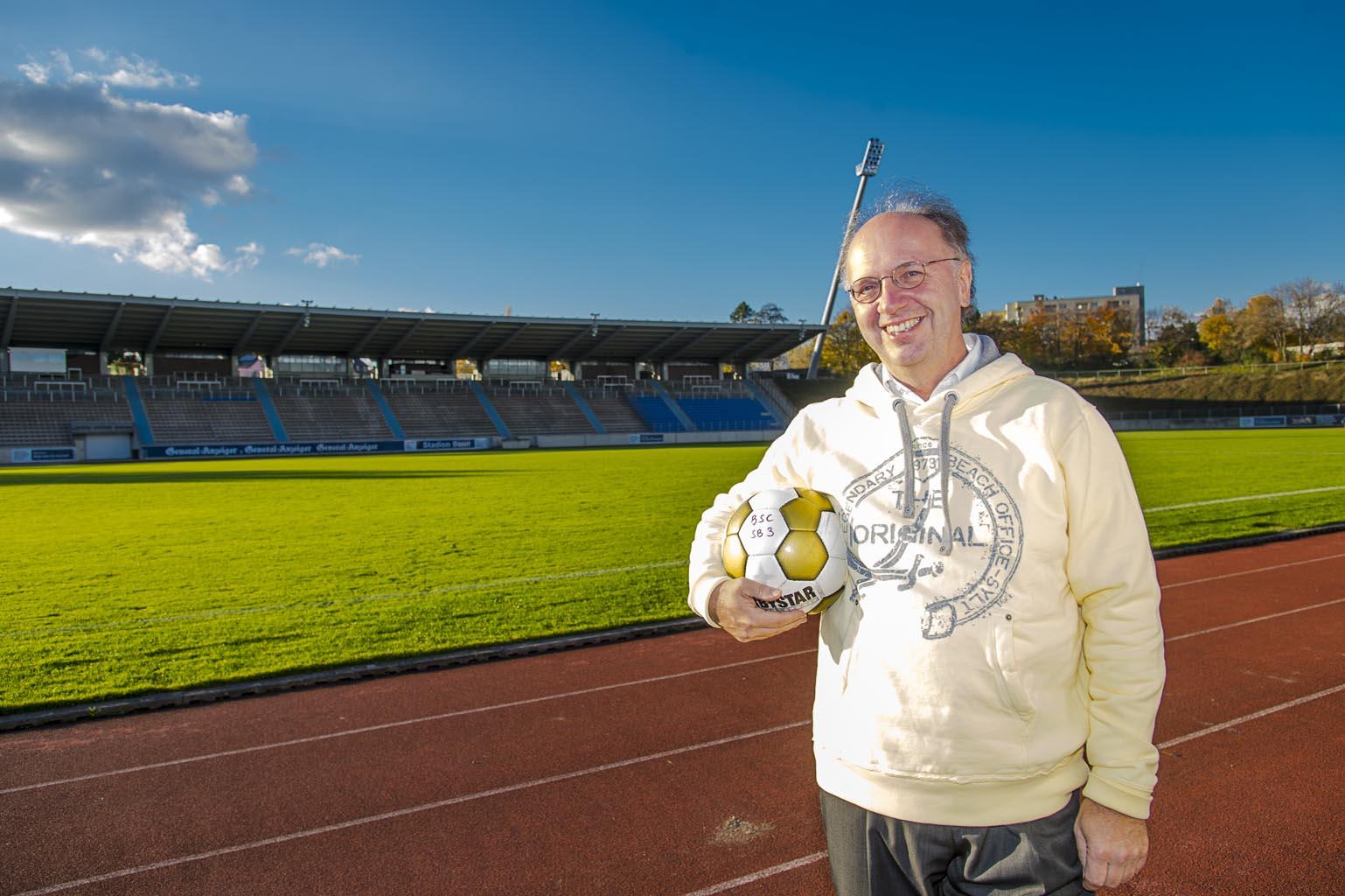 Rolf Sport Fußball Stadion Sportpark Bonn