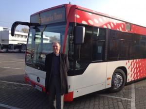 SWB Bus neu mit Rolf