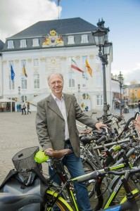 Bonn Altes Rathaus Rolf Fahrrad Fahrradständer