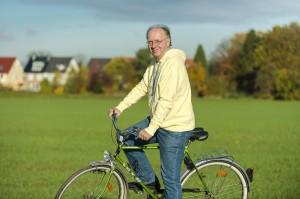 Bonn Rolf Messdorfer Feld Fahrrad