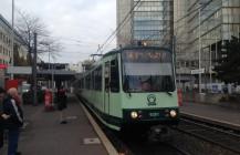 Nach jahrelangem Stillstand: Stadtbahn-Haltestelle 'Stadthaus' wird endlich barrierefrei