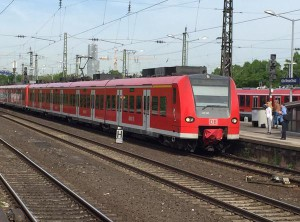 S-Bahn-Verkehr