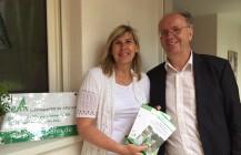 Ab ins Quartier: Bonner MdL Rolf Beu besucht Demenz-WG des Wohnprojekts LEA Leben im Alter