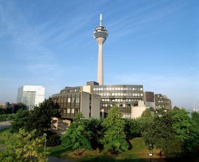 Landtag seitlich