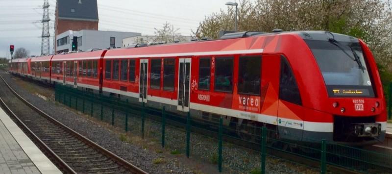 S-Bahn sicher