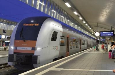 RRX Siemens MBWSV Bahnhof
