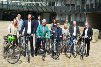 160603 Europäischer Tag des Fahrrads 1