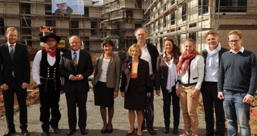 Einweihung SWA Bonn