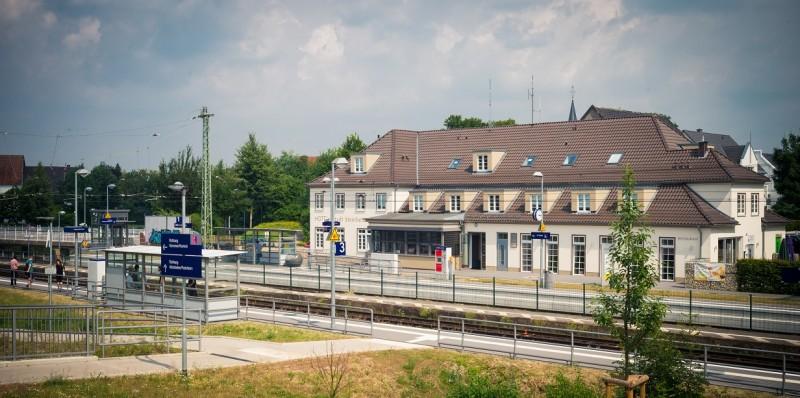 Bahnhof des Jahres, Steinheim, 21.07.2016