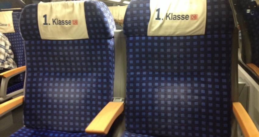 DB Klasse1 Sitze