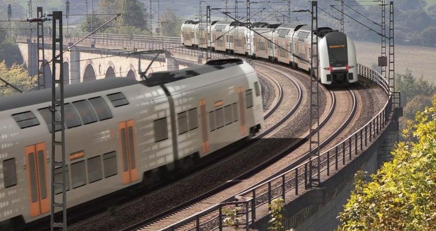 RRX Siemens MBWSV Brücke