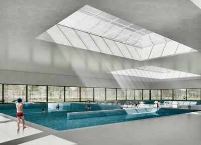 Bonn neues Schwimmbad Innenraum-Grafik170427